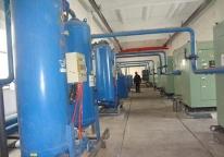 内蒙古矿业集团空压机安装