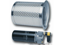 空压机油气分离器生产制造