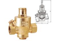 黄铜减压阀生产
