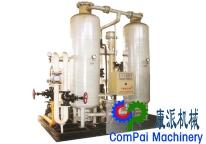 制氮机组加氢纯化装置